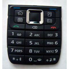 Nokia E51, Gombsor (billentyűzet), fekete