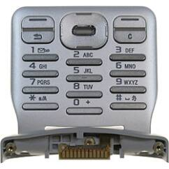 Sony Ericsson P900, Gombsor (billentyűzet)