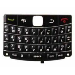Blackberry 9700/9780 QWERTZ, Gombsor (billentyűzet), fekete