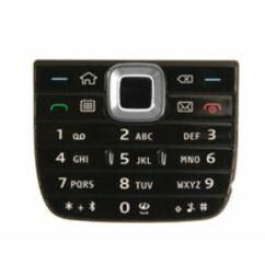 Nokia E75, Gombsor (billentyűzet), fekete