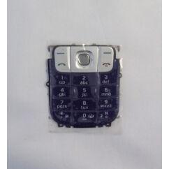 Nokia 2630 Classic, Gombsor (billentyűzet), kék