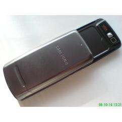 Samsung M620, Akkufedél, szürke