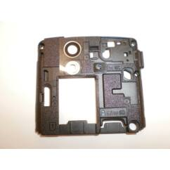 Sony Ericsson ST18 Ray, Kamera takaró, fekete