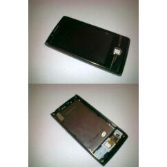 Huawei U8500, Előlap, fekete