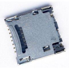 Samsung i8000/S8000, Memóriakártya olvasó