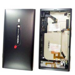 Nokia Lumia  800 szerelt, Akkufedél, fekete