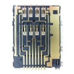 Samsung S5250 Wave 525, SIM olvasó