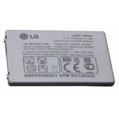 Akkumulátor, LG E720 Optimus -LGIP-401N