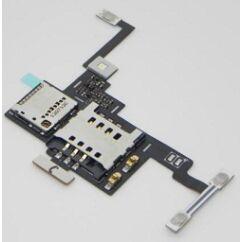 LG Optimus 4XHD P880, SIM olvasó, (memóriakártya olvasó)