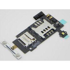 LG Optimus L7 P700, SIM olvasó, (memóriakártya olvasó)