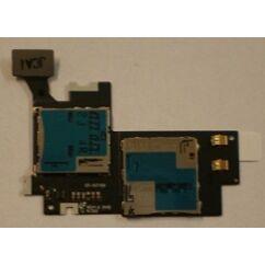 Samsung N7100 Galaxy Note 2, SIM olvasó, (memóriakártya olvasó)