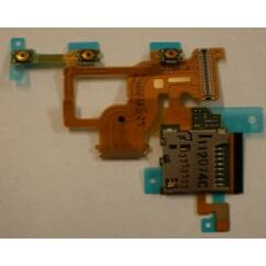 Sony Xperia Ion LT28, Memóriakártya olvasó