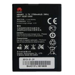 Huawei G510/G525/Y210/Y530 1750mAh -HB4W1, Akkumulátor