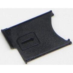 SIM tartó, Sony Xperia Z C6603, fekete