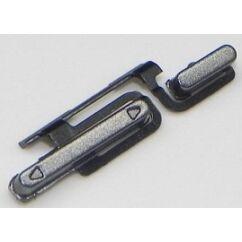 Gomb, Sony Xperia V LT25i oldalsó gombok, fekete