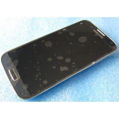 LCD kijelző, Samsung i9506 Galaxy S4 LTE+ érintőplexivel és előlappal, fekete
