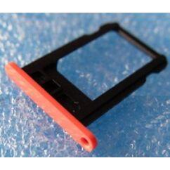 Apple iPhone 5C, SIM tartó, rózsaszín