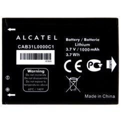 Alcatel OT-3040 1000mAh -CAB31L0000C1, Akkumulátor
