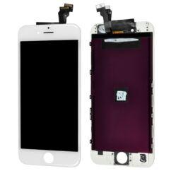 Apple iPhone 6, LCD kijelző érintőplexivel, fehér