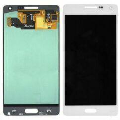 Samsung A500 Galaxy A5, LCD kijelző érintőplexivel, fehér