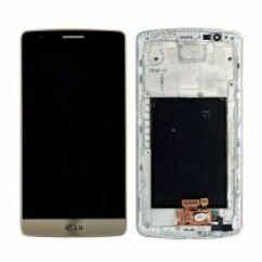 LG G3 D855, LCD kijelző érintőplexivel, arany