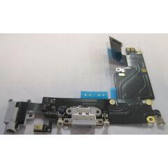 Apple iPhone 6 Plus, Rendszercsatlakozó, (+headset csatlakozó +mikrofon), szürke