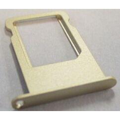 Apple iPhone 6 Plus, SIM tartó, arany