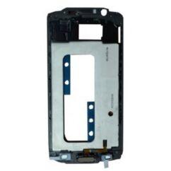 Samsung G920 Galaxy S6, Középső keret, fekete
