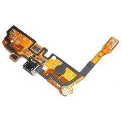 Rendszercsatlakozó, LG D405 L90 (+mikrofon)