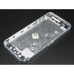Apple iPhone 5, Akkufedél, (gombokkal), fehér