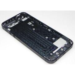 Apple iPhone 5, Akkufedél, (gombokkal), fekete