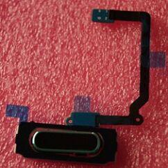 Samsung G900 Galaxy S5, Gomb, (HOME gomb átvezető), fekete