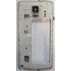 Samsung N910 Galaxy Note 4, Középső keret, arany