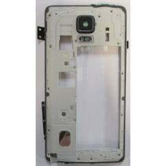 Samsung N910 Galaxy Note 4, Középső keret, fekete