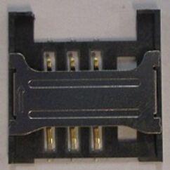 Alcatel OT-4033 Pop C3, SIM olvasó