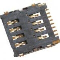 Alcatel OT-7025/OT-7040/OT-7041 Pop C7, SIM olvasó