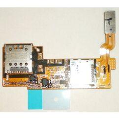 LG Optimus G Pro E986, SIM olvasó, (memóriakártya olvasó)