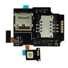 LG Optimus 3D P920, SIM olvasó, (memóriakártya olvasó)