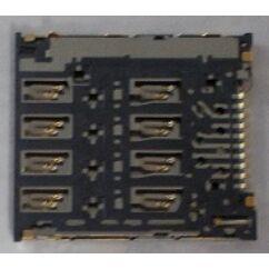Samsung C1010 Galaxy S4 Zoom, SIM olvasó