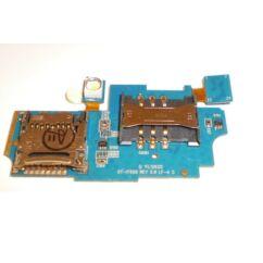 Samsung i7500 Galaxy, SIM olvasó, (memóriakártya olvasó)