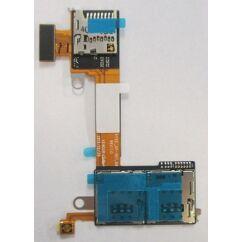 Sony Xperia M2 Dual D2302, SIM olvasó, (memóriakártya olvasó)