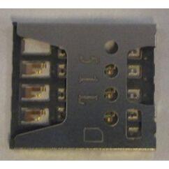 Sony Xperia E4G/E4G Dual E2003/E2033, SIM olvasó
