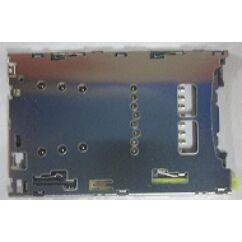Sony Xperia Z5/Z5 Dual E6603/E6683, SIM olvasó, (memóriakártya olvasó)