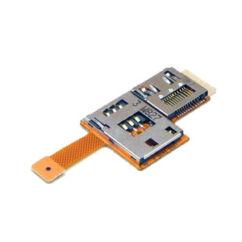 Sony Ericsson K850, SIM olvasó, (memóriakártya olvasó)