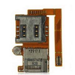 Sony Ericsson W890, SIM olvasó, (memóriakártya olvasó)