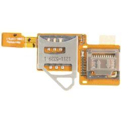 Sony Ericsson W902, SIM olvasó, (memóriakártya olvasó)