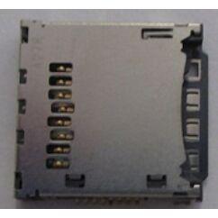 Sony Xperia V LT25, SIM olvasó, (memóriakártya olvasó)