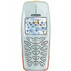 Mobiltelefon, Nokia 3510i, fehér