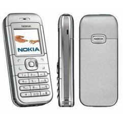Mobiltelefon, Nokia 6030, ezüst
