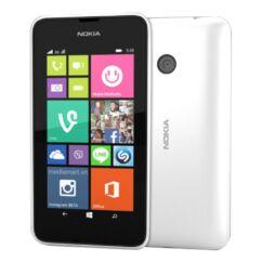 Nokia Lumia 530, Mobiltelefon, fehér
